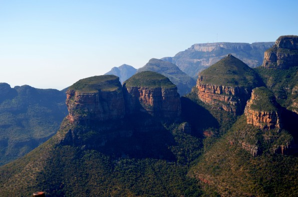 The Three Rondavels - Blyde River Canyon