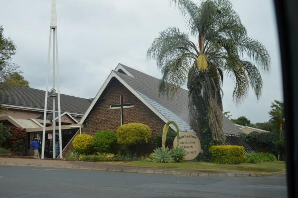 Church in Barbeton
