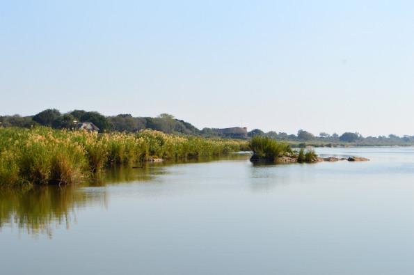 The Sabie River