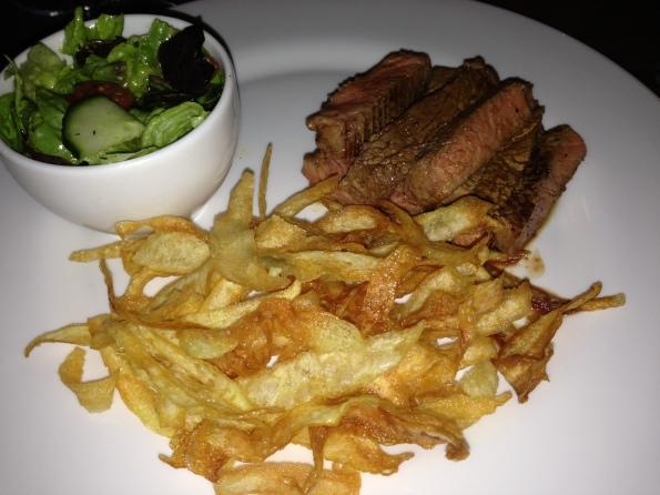 Another great sirloin steak