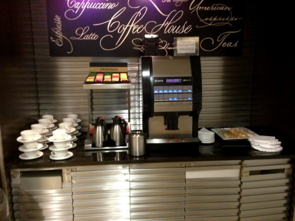 Usual BA hot beverages machine