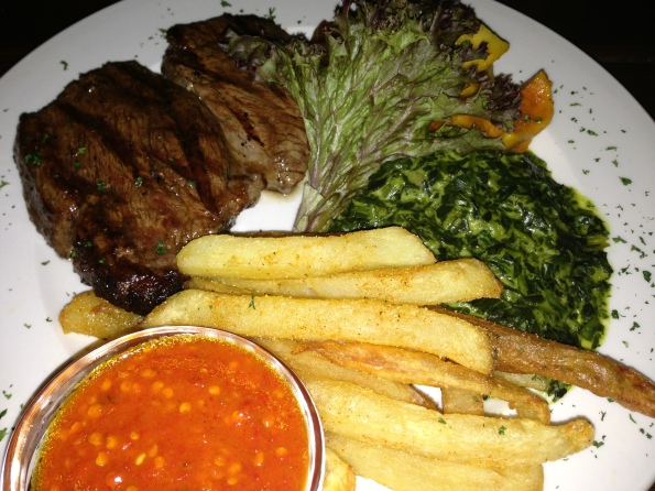 Rump steak in Nelspruit