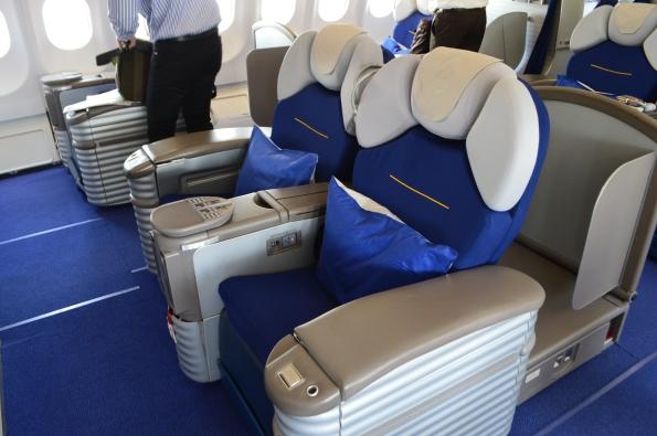 Seats next to mine