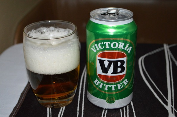 Mainstream Australian beer :)