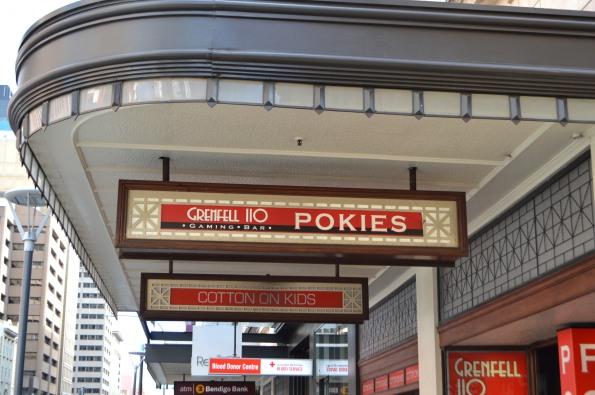 Pokies, an Australian obsession (addiction?)