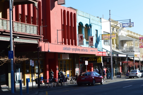 Typical Australian XIX century architecture