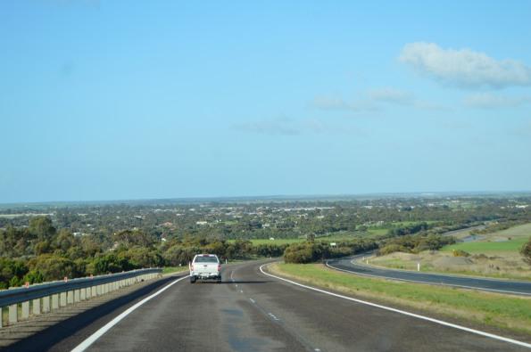 Towards Victoria