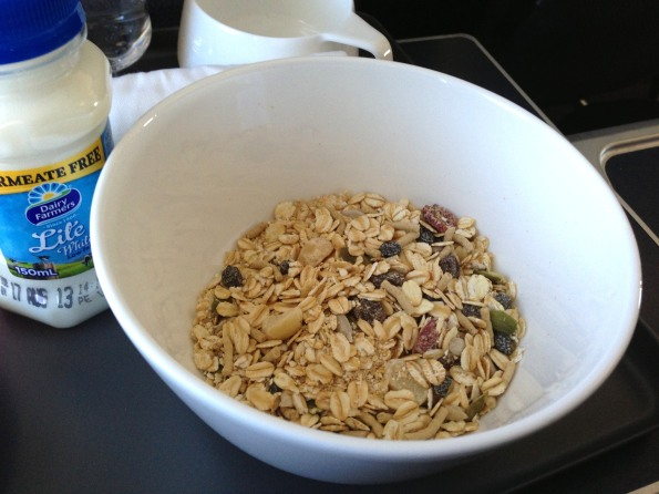 Very good muesli