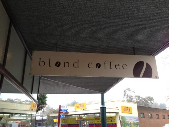 Blond Coffee