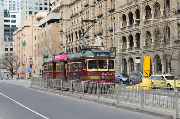 The ubiquitous streetcar