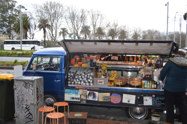 Coolest coffee truck. Ever?
