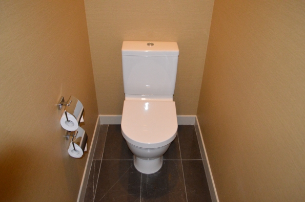 Guest restroom