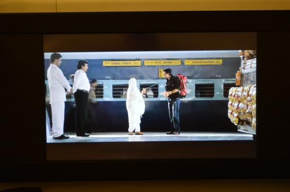 Nice TV screen