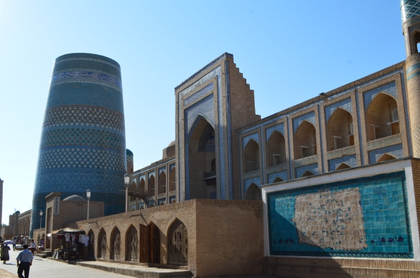 Welcome to Khiva!
