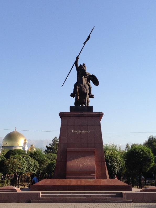 Kazakhs: a people of warriors