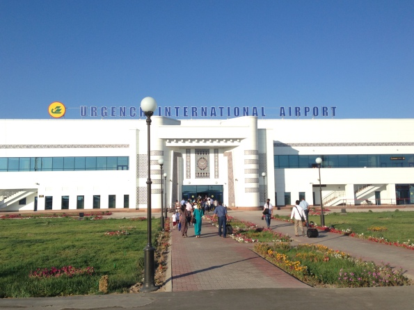 Urgench Airport