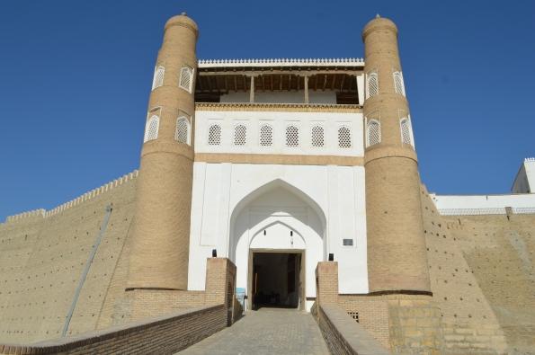 Ark entrance