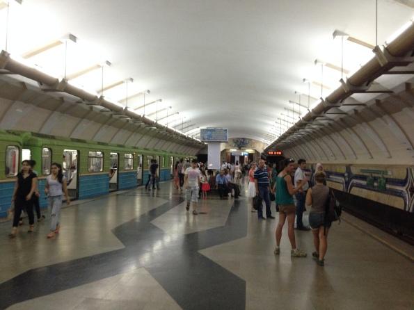 Tashkent Subway