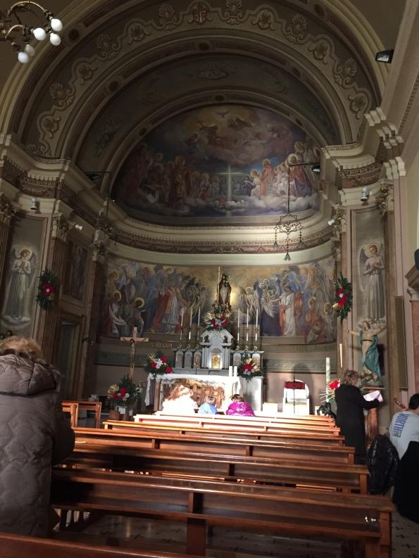 My old church - Cristo Re