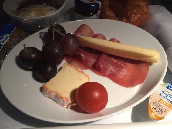 Breakfast on LH C class - NCE-FRA
