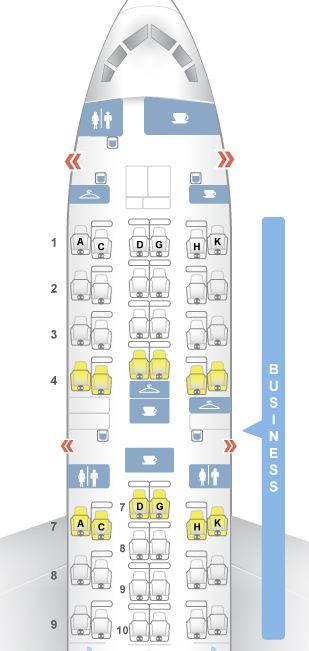 JAL layout