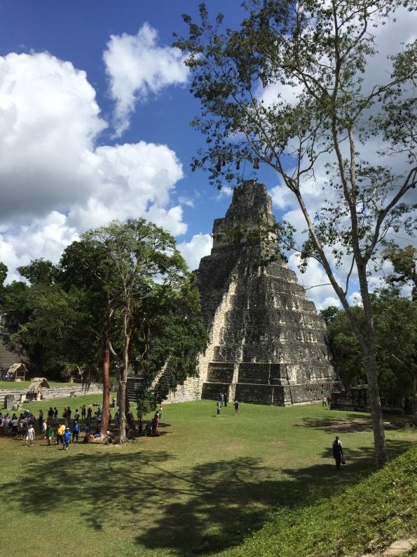 Templo del Gran Jaguaro
