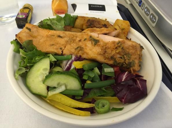 Salad to DFW