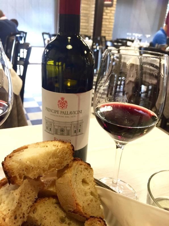 Some good wine from Lazio