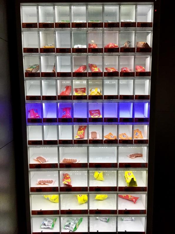 Chinese vending machine